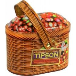 Tipson Basket Cranberries&Lingonberries čaj (100g)