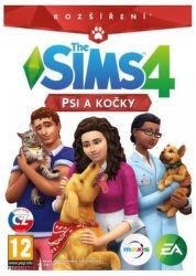 The Sims 4: Psi a Kočky - Hra na PC