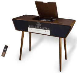Soundmaster NR955 hnedý