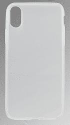 MOBILNET gumené puzdro pre iPhone X, priehľadné