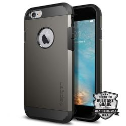 SPIGEN iPhone 6/6S Case Tough Armor, sivá