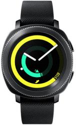 SAMSUNG Gear Sport, čierna