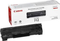 CANON TONER BLACK 712 PRE LBP 3010/3100