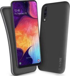 SBS TPU Polo puzdro pre Samsung Galaxy A50, čierna