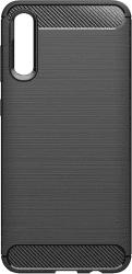 Winner Carbon puzdro pre Samsung Galaxy A70, čierna