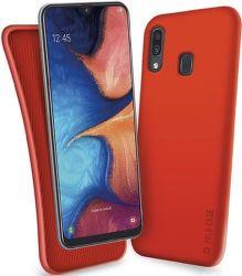 SBS Polo puzdro pre Samsung Galaxy A20e, červená