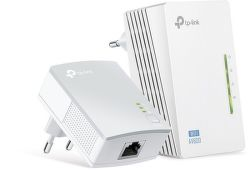 TP-LINK TL-WPA4220KIT powerline + WiFi extender, 600Mb/s
