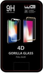 Winner 4D ochranné tvrdené sklo pre Samsung Galaxy A20e, čierna