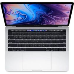 Apple MacBook Pro 13 Retina Touch Bar i5 256GB (2019) strieborný