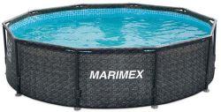 Marimex Florida 3,05 x 0,91 m bez filtrácie – motív RATAN