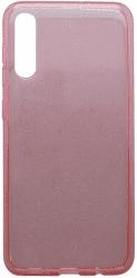 Mobilnet Crystal silikónové puzdro Samsung Galaxy A50, ružová