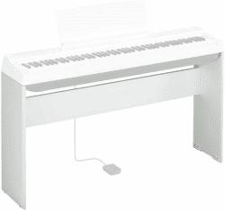 Yamaha L-125 biely stojan pre piano