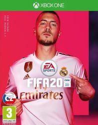 FIFA 20 Xbox One hra