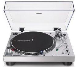 Audio-Technica LP120X strieborný