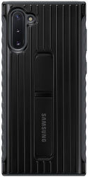 Samsung Protective Standing puzdro pre Samsung Galaxy Note10, čierna