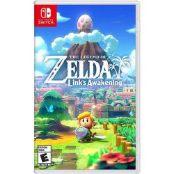 The Legend of Zelda: Link's Awakening Nintendo Switch Hra