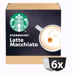 Starbucks Latte Macchiatto (12ks)
