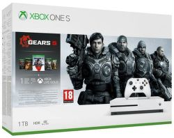 Microsoft Xbox One S 1TB + Gears 5 Standard Edition