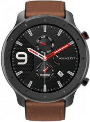 Amazfit GTR 47 mm sivo-hnedé