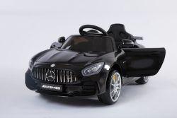 SparkTech Mercedes GTR elektrické autíčko čierne