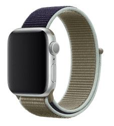 Apple Watch 40 mm športový prevliekací remienok, khaki
