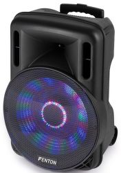 Fenton FT15 LED čierny