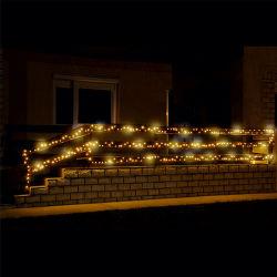 SOMOGYI KKL 500F/WW LED svetelná reťaz