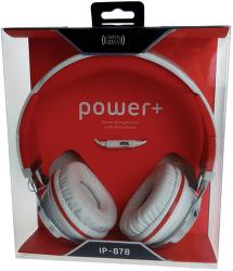 Power+ IP-878 bielo-červené