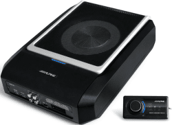 Alpine PWD-X5 4.1 kanálový digitálny procesor s aktívnym subwooferom