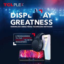 Darček k predobjednávkam na TCL Plex