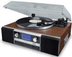 Soundmaster PL905 hnedý