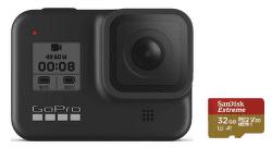 GoPro HERO8 čierna + Sandisk microSD 32 GB