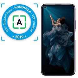 Honor 20 Pro 256 GB čierny