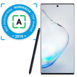 Samsung Galaxy Note10+ 256 GB čierny