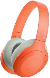 Sony WH-H910N oranžové