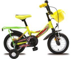 Olpran Jasper 12 YEL detský bicykel