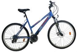 Olpran Bomber SUS 26 BLU dámsky bicykel