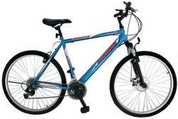 Olpran Bomber SUS 26 pánsky bicykel