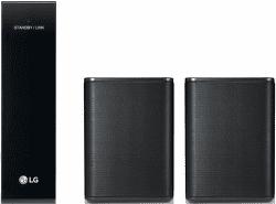 LG SPK8 čierne reproduktory pre soundbar