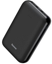 Baseus Mini JA powerbanka 10 000 mAh, čierna
