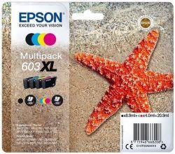 Epson 603XL C13T03A64010 balenie 4 náplní