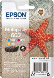 Epson 603 C13T03U54010 balenie 3 náplní
