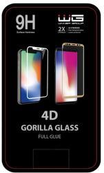 Winner 4D Full Glue tvrdené sklo pre Samsung Galaxy A51, čierna