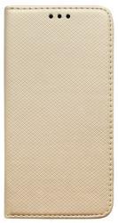 Mobilnet knižkové puzdro pre Samsung Galaxy S20, zlatá