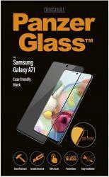 Panzerglass tvdené sklo pre Samsung Galaxy A71, čierna