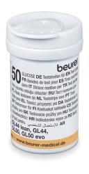 Beurer GL44 Lean testovacie prúžky (50ks)
