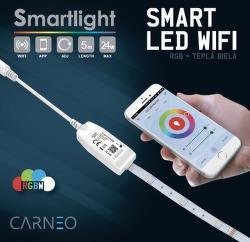 Carneo Smart RGBW LED pás farebný