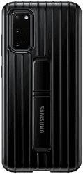 Samsung Protective Standing Cover pre Samsung Galaxy S20, čierna
