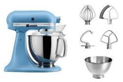 KitchenAid5KSM175PSEVB Artisan (modrý)