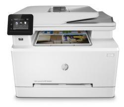 HP Color LaserJet Pro MFP M283fdn biela